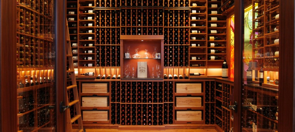 The preferred supplier of custom wine cellars saunas Cellar designs