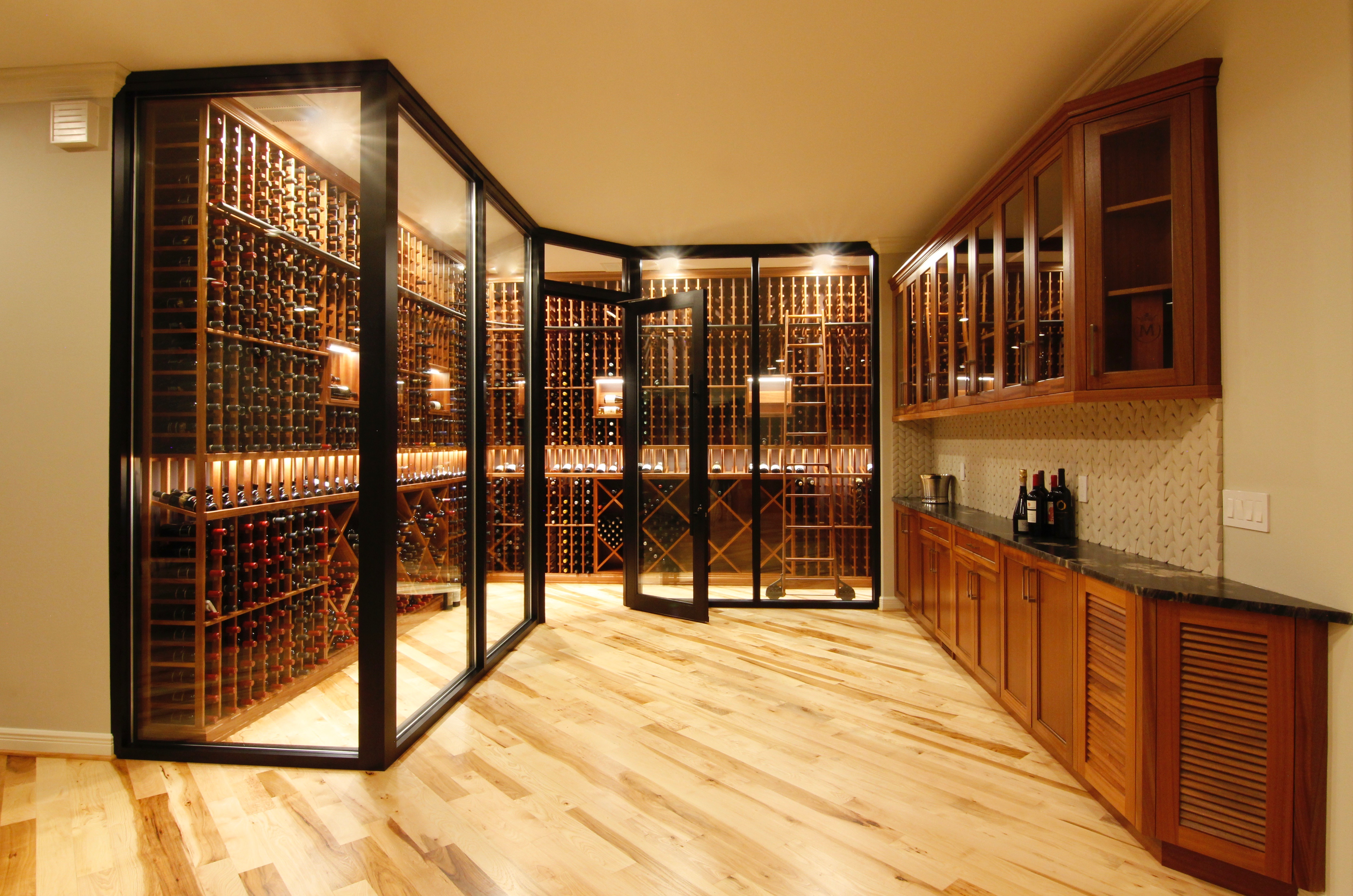 The Preferred Supplier Of Custom Wine Cellars Amp Saunas